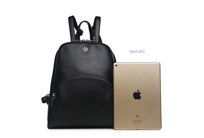 c98e9226f55c HERTES рюкзак женский из натуральной кожи, заказать и купить кожаный ...