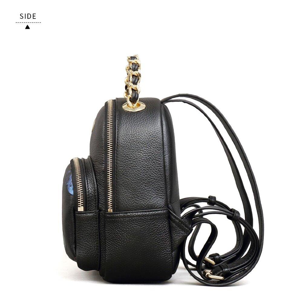 e31aa1cfbd65 RODAU женский рюкзак из натуральной кожи, заказать и купить кожаный ...